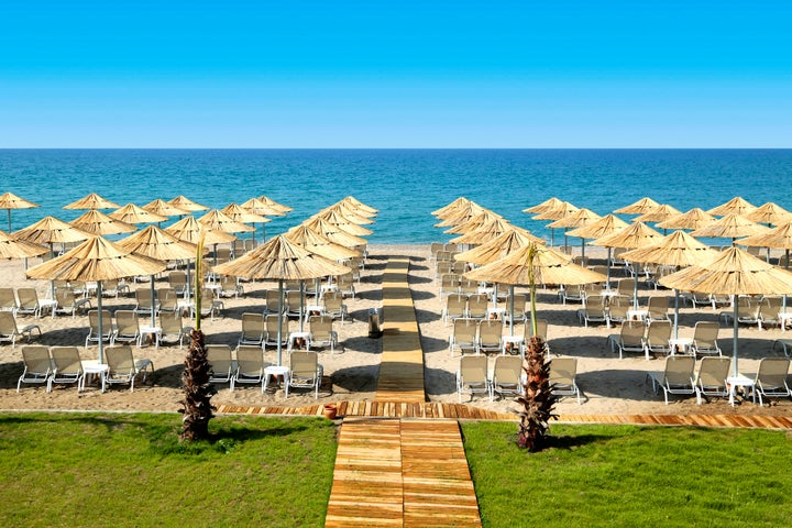 Heaven Beach Resort and Spa (Adults Only) in Side, Antalya, Turkey