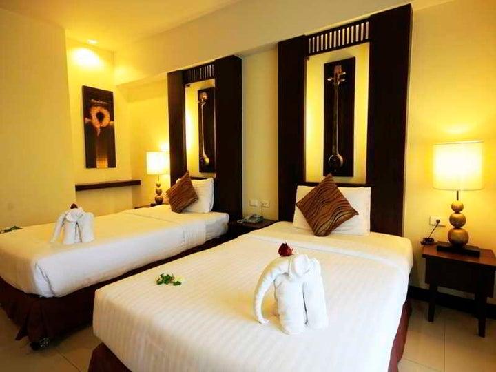 Golden Sea Pattaya Hotel Image 2