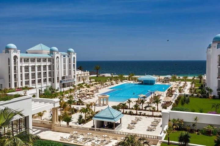 Concorde Hotel Green Park Palace in Port el Kantaoui, Tunisia