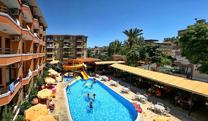 Kleopatra Fatih hotel Image 31
