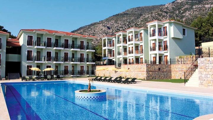 Greenland Hotel in Ovacik, Dalaman, Turkey
