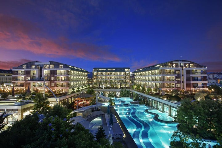 Sensimar Side Resort & Spa in Side, Antalya, Turkey