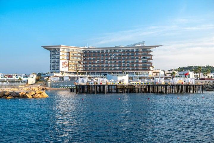 Sirius Deluxe Hotel in Alanya, Antalya, Turkey