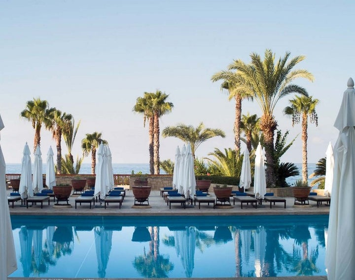 Annabelle Hotel in Paphos, Cyprus