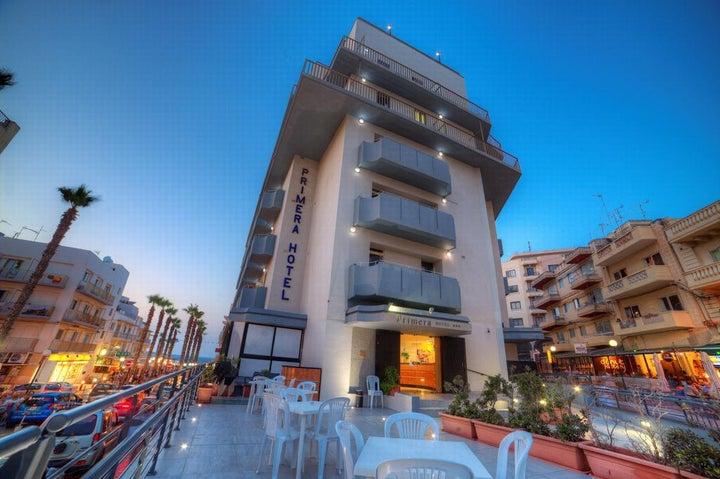 Primera Hotel in St Paul's Bay, Malta