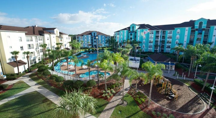 Grande Villas Resort by Diamond Resorts in Orlando, Florida, USA