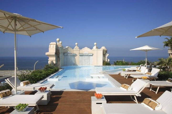 Grand Hotel Principe di Piemonte in Viareggio, Tuscany, Italy
