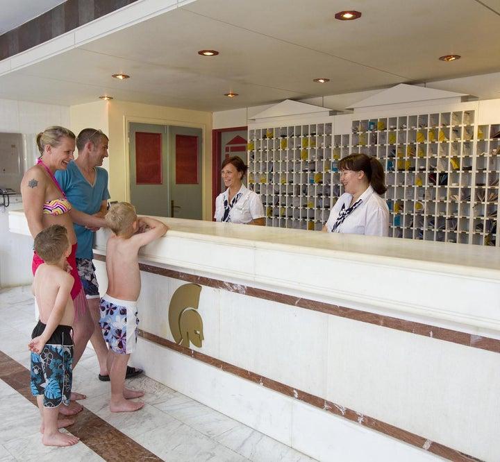 Eurovillage Achilleas Hotel Image 13