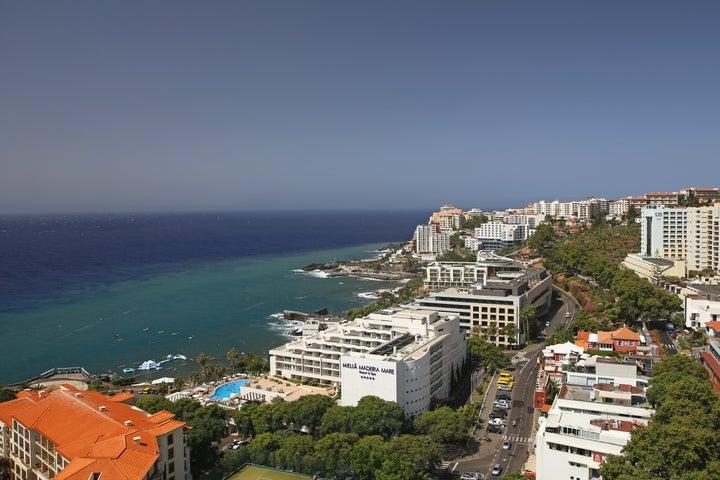 Muthu Raga Madeira Hotel in Funchal, Madeira, Portugal