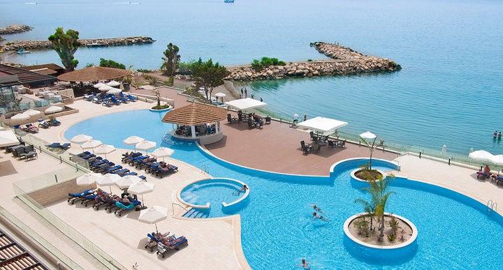 Apollonia Beach Hotel Larnaca
