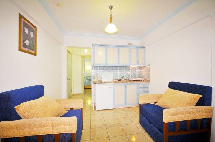 Oren Hill Apartments in Icmeler, Dalaman, Turkey