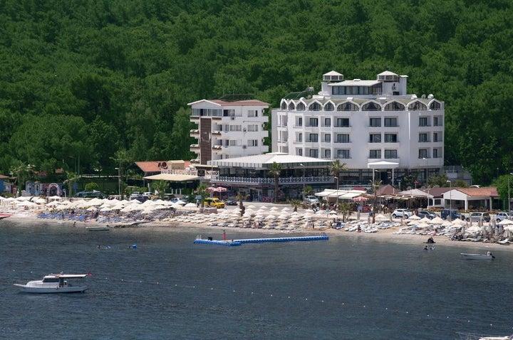 Class Beach Hotel in Marmaris, Dalaman, Turkey