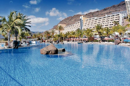 Paradise Lago Taurito Hotel & Aquapark in Playa Taurito, Gran Canaria, Canary Islands