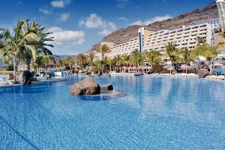 Paradise Lago Taurito Hotel & Aquapark in Playa Taurito, Gran Canaria, Canary Islands