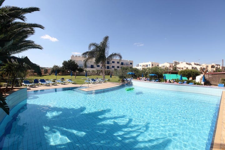 Captain Karas Holiday Apartments in Protaras, Cyprus