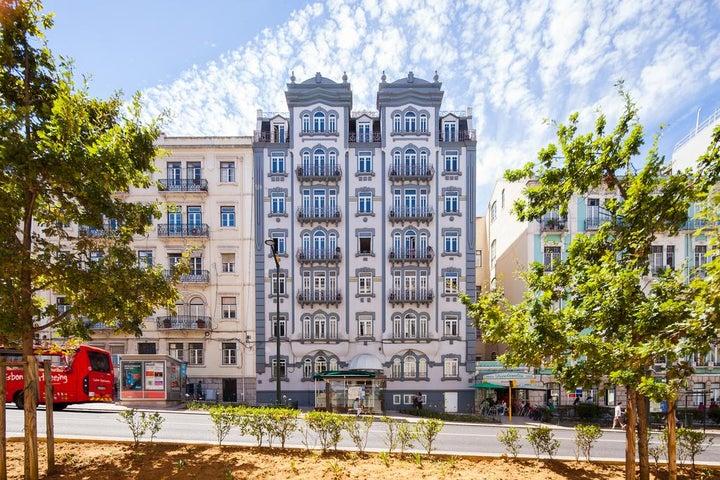 Expo Astoria Hotel in Lisbon, Portugal