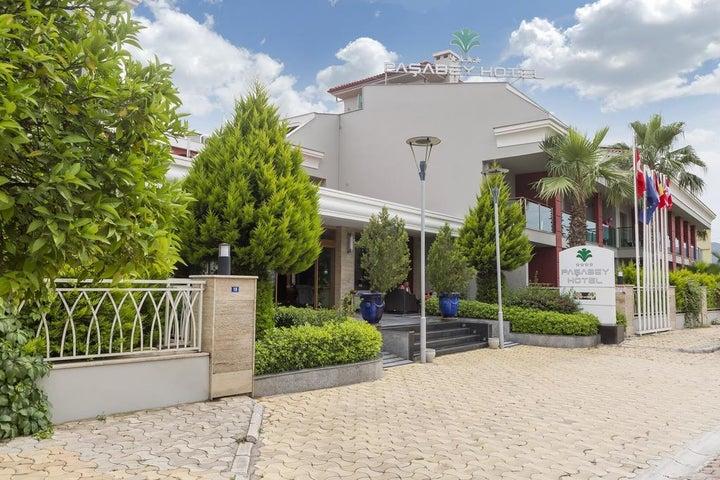 Pasabey Hotel in Marmaris, Dalaman, Turkey