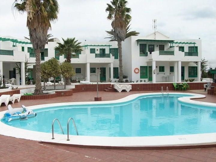 Luz Y Mar Apartments in Puerto del Carmen, Lanzarote, Canary Islands