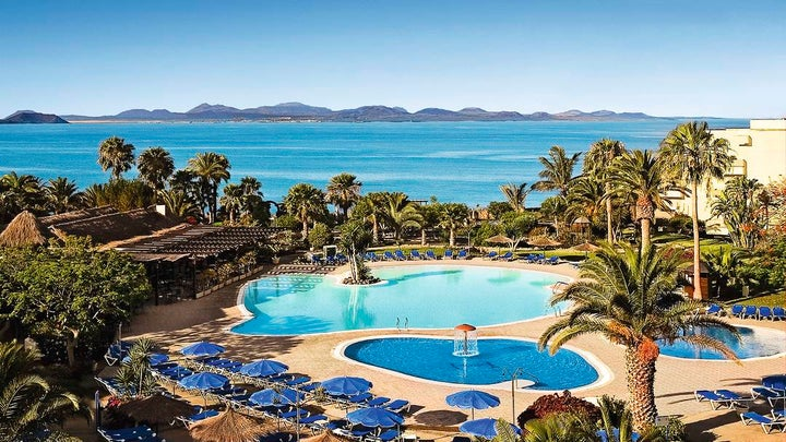 Hesperia Playa Dorada Hotel in Playa Blanca, Lanzarote, Canary Islands