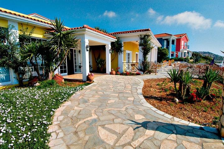 Porto Skala Hotel in Skala, Kefalonia, Greek Islands