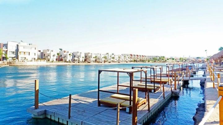 SUNRISE Crystal Bay Resort in Hurghada, Red Sea, Egypt