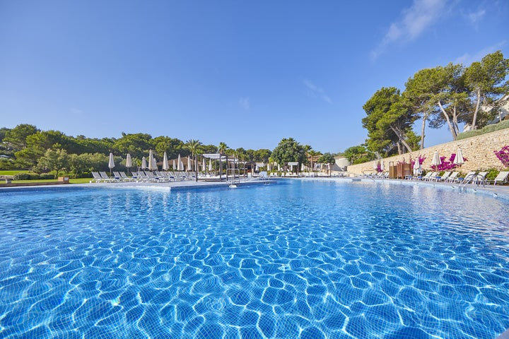 Blau Privilege Porto Petro Beach Resort & Spa in Porto Petro, Majorca, Balearic Islands