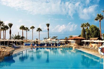 Pavlo Napa Beach Hotel in Ayia Napa, Cyprus