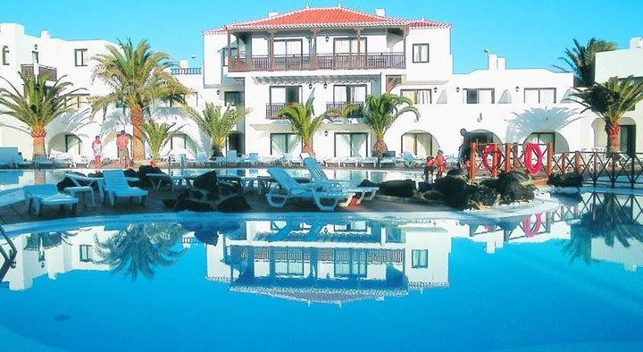 Hesperia Bristol Playa Aparthotel in Corralejo, Fuerteventura, Canary Islands