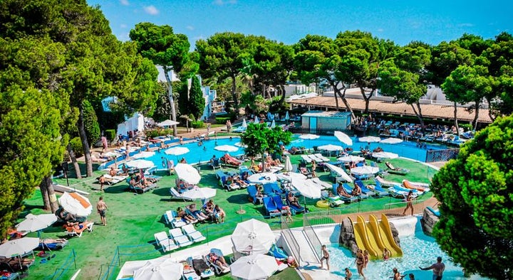 Club Es Talaial Calimera in Cala d'Or, Majorca, Balearic Islands