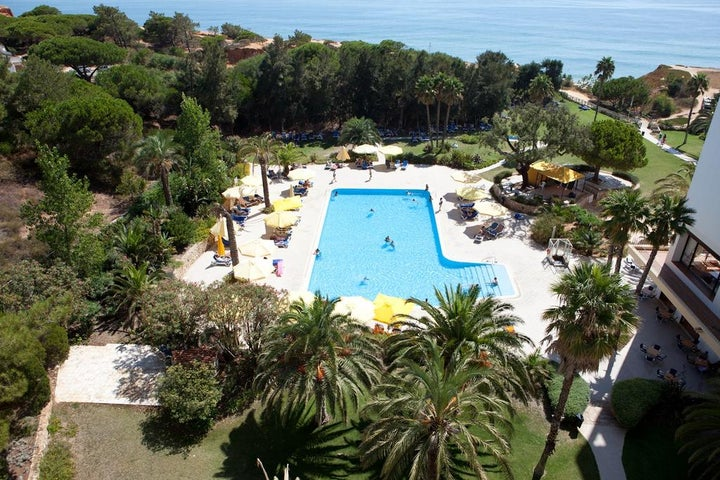 Alfamar Beach & Sport Resort Hotel in Albufeira, Algarve, Portugal