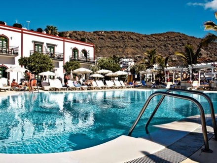 Apartments The Puerto de Mogan in Puerto de Mogan, Gran Canaria, Canary Islands