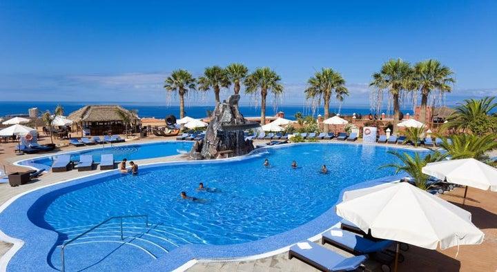 Grand Hotel Callao in Callao Salvaje, Tenerife, Canary Islands