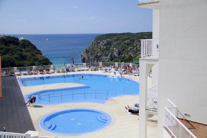 Playa Azul Hotel in Cala'n Porter, Menorca, Balearic Islands