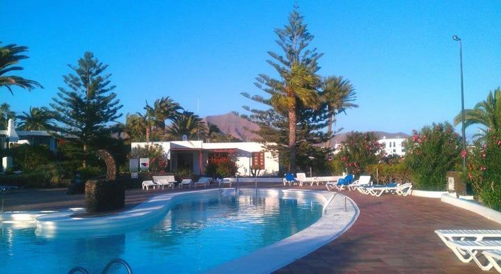 Casas del Sol Bungalows in Playa Blanca, Lanzarote, Canary Islands