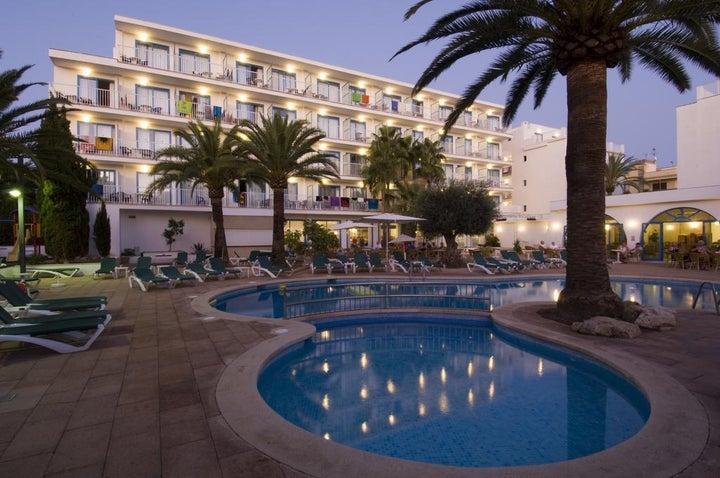 Elegance Vista Blava Hotel in Cala Millor, Majorca, Balearic Islands