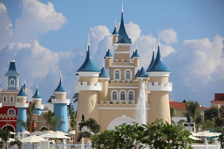 Luxury Bahia Principe Fantasia in Punta Cana, Punta Cana, Dominican Republic