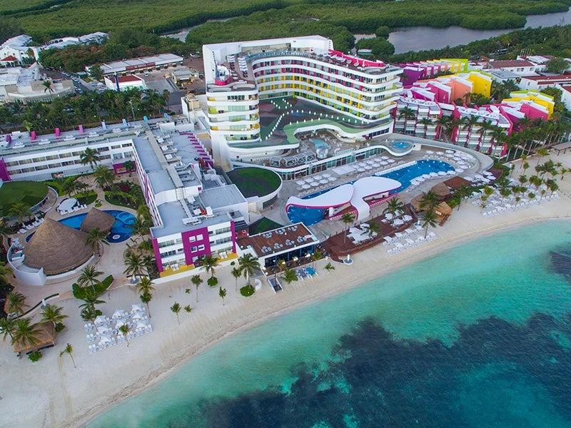 Temptation Cancun Resort In Mexico