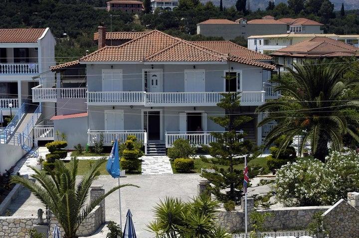 Acapulco Marinos Apartments II in Laganas, Zante, Greek Islands