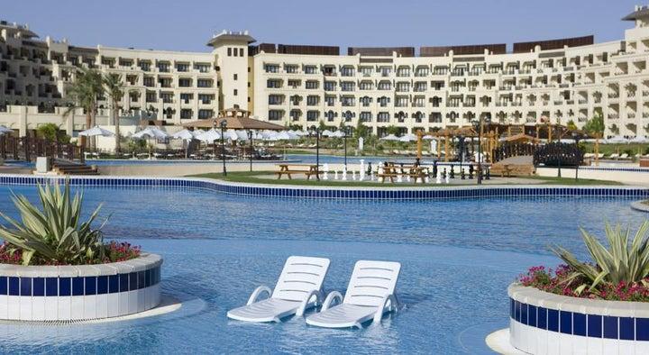 Steigenberger Al Dau Beach Hotel in Hurghada, Red Sea, Egypt
