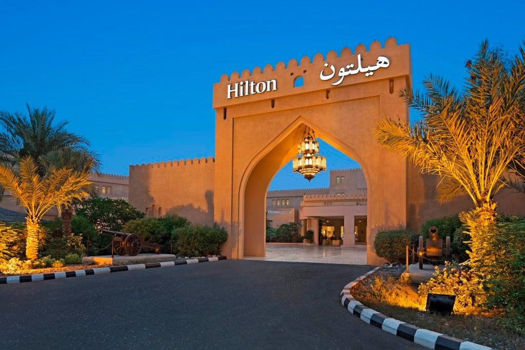 Hilton Al Hamra Beach Golf Resort in Ras al Khaimah United Arab