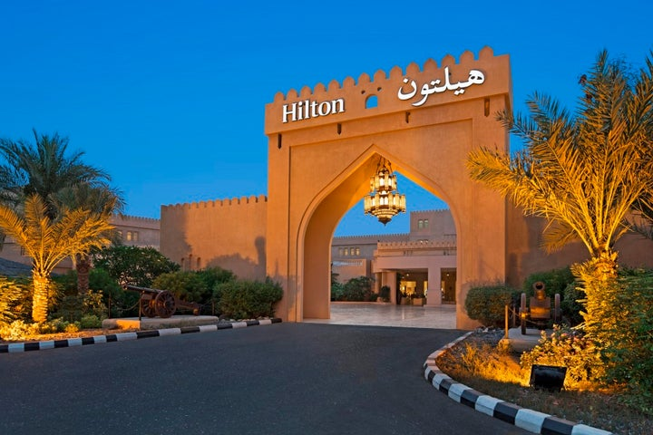 Hilton Al Hamra Beach & Golf Resort in Ras al Khaimah, Ras al Khaimah, United Arab Emirates