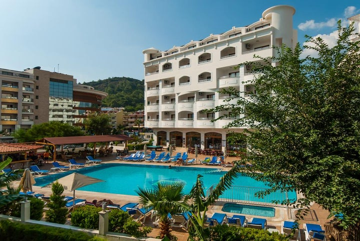 My Dream Hotel in Marmaris, Dalaman, Turkey