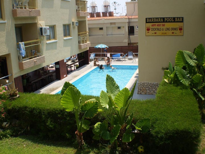 Barbara Tourist Apartments in Ayia Napa, Cyprus