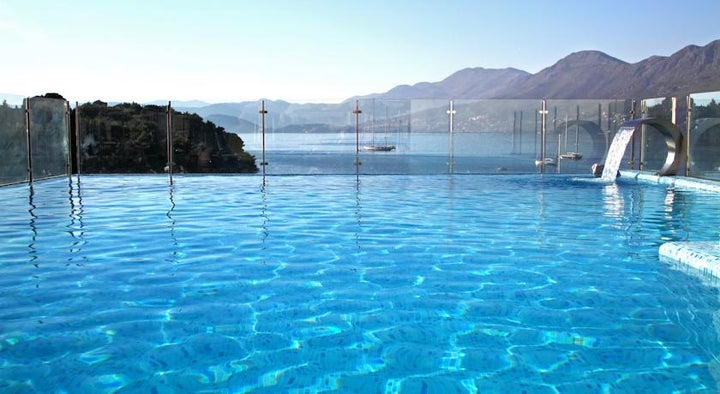 Hotel Cavtat in Cavtat, Dubrovnik Riviera, Croatia