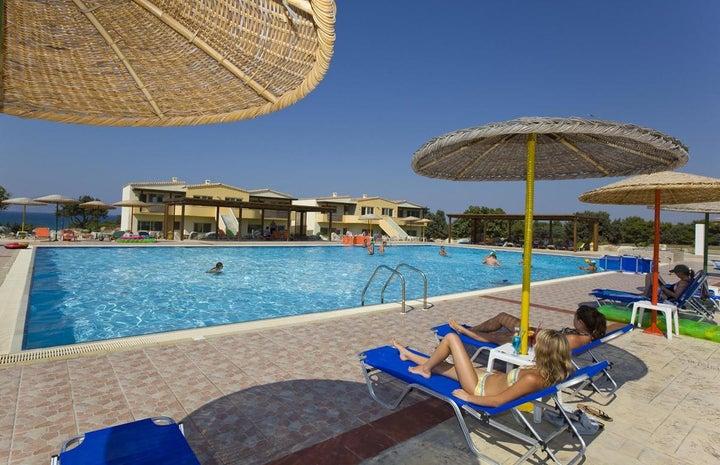 Eurovillage Achilleas Hotel Image 4