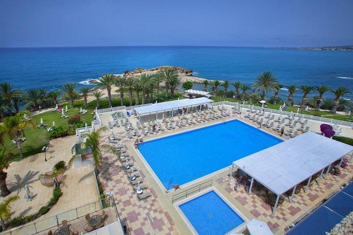 Queen's Bay in Paphos, Cyprus