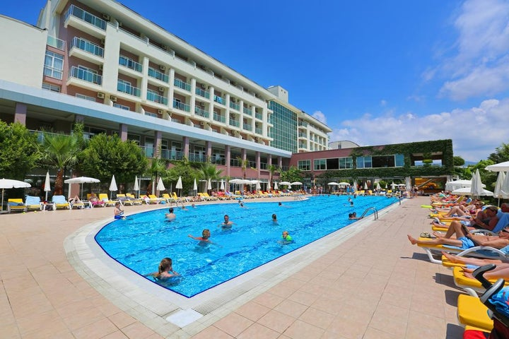 Primasol Telatiye Resort Hotel in Alanya, Antalya, Turkey