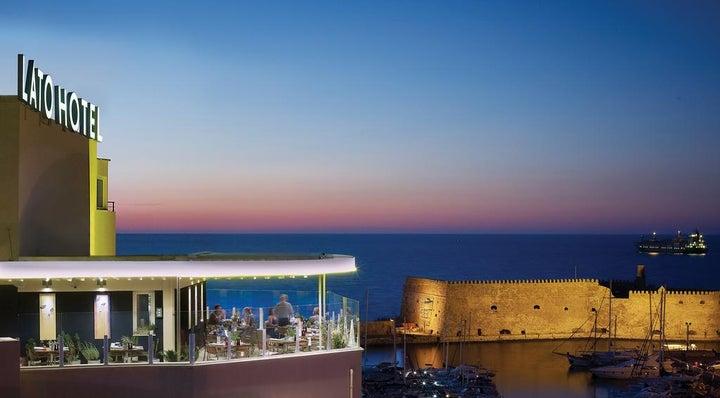 Lato Boutique Hotel in Heraklion, Crete, Greek Islands