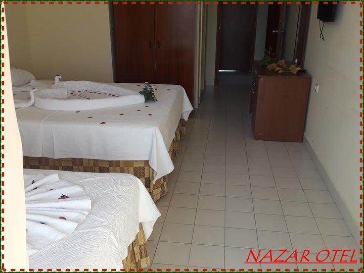 Nazar Hotel in Didim, Aegean Coast, Turkey