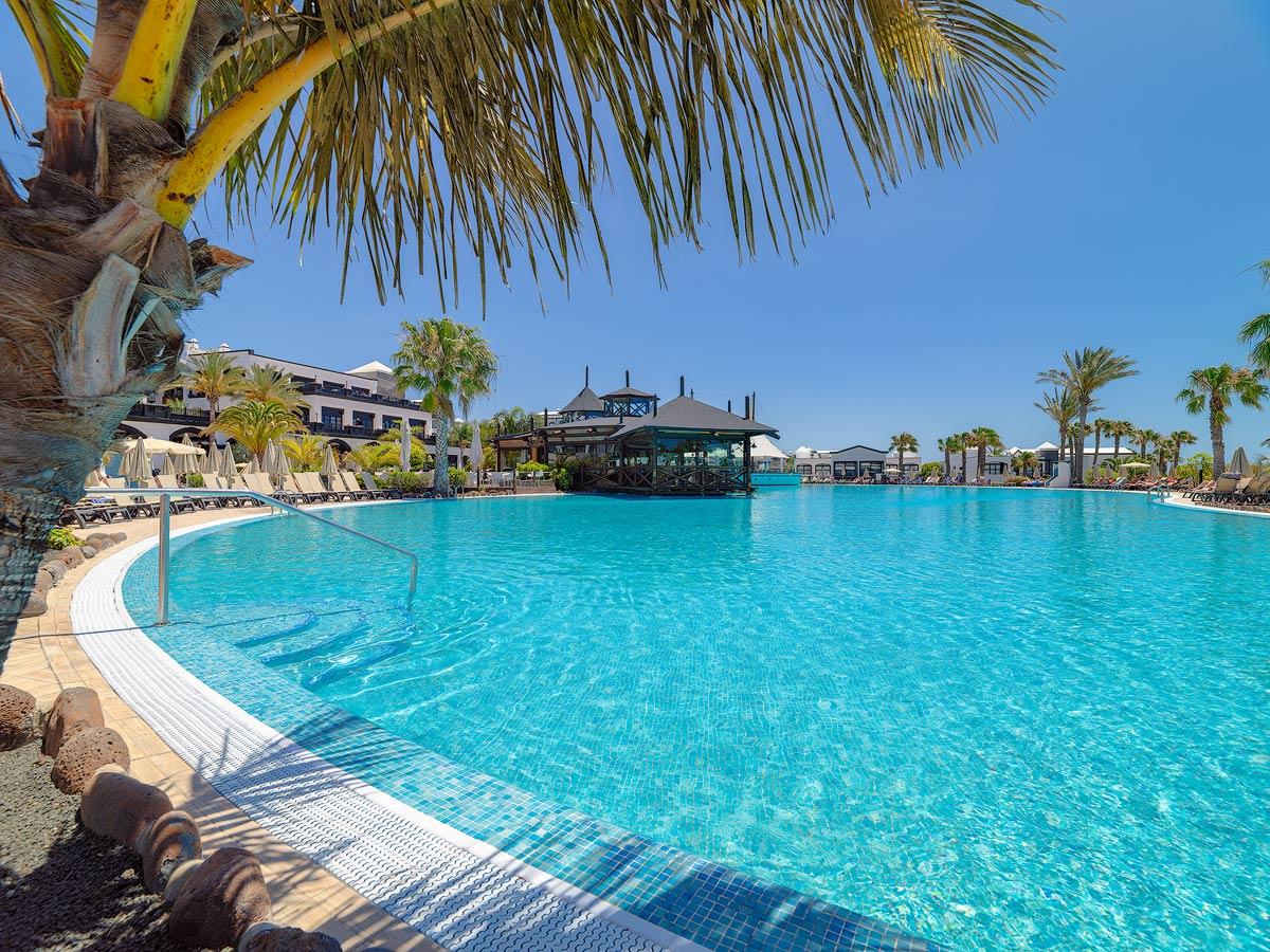 H10 Rubicon Palace Hotel in Playa Blanca